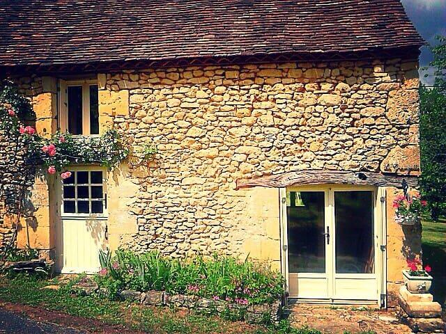 Gîte de charme dans hameau de paix - Alles-sur-Dordogne