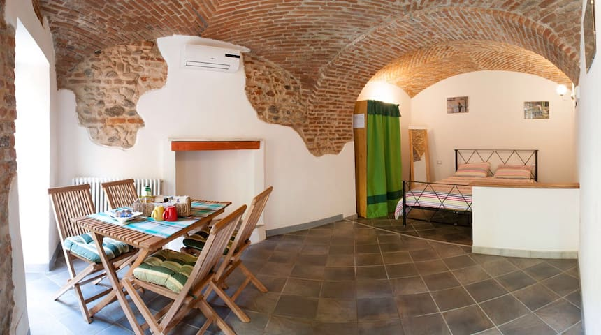 Bed&Braja appartamento - Vische - Huoneisto