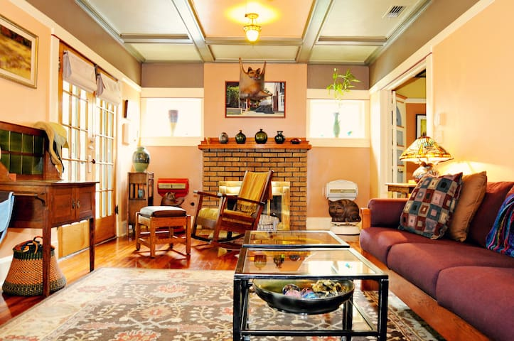 Arts and Crafts Bungalow Charm - St Petersburg - Ev