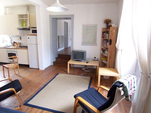 Maison Cabannes, Aquitaine - Sauveterre-de-Guyenne - Huis
