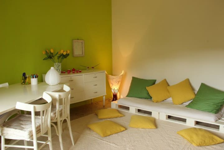 Yoga and hospitality in the heart of Sardinia - Bonorva - Bed & Breakfast