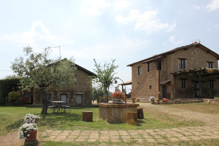 Borgo NociQuerceto, apt. 3 camere - tarano - Lägenhet