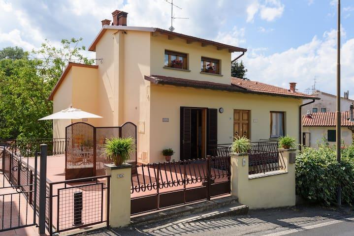 La casa di Albertina - Cavriglia - 公寓