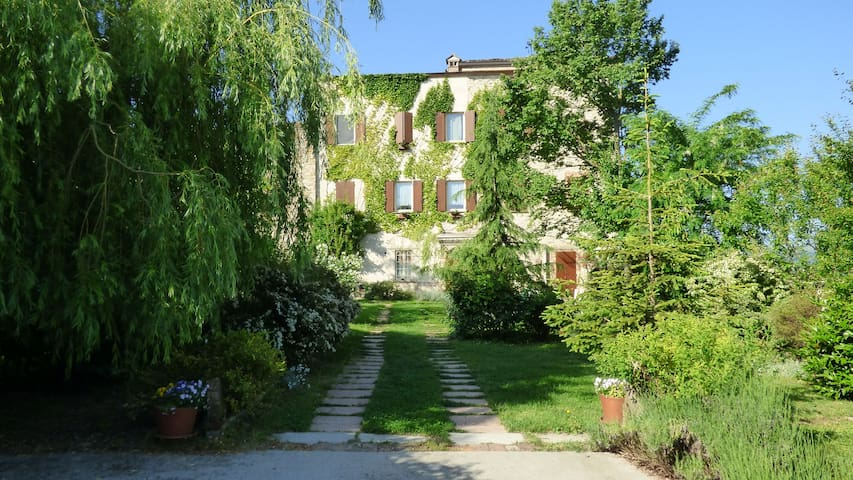 bed&breakfast Torre dei Magnani - Rallio - Bed & Breakfast