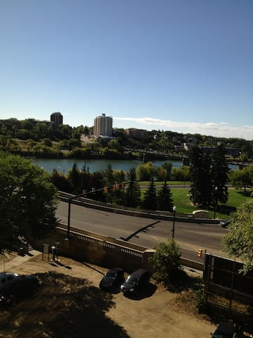 Great view! Great Location - Saskatoon - Daire