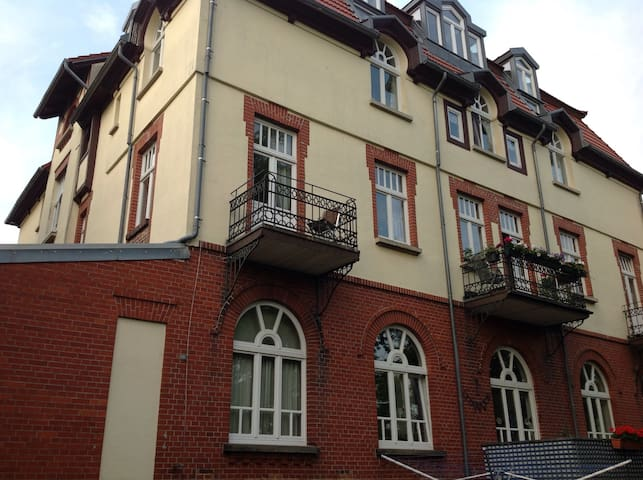 Ideal für Wochenendvisite in Kassel - Kassel - Lägenhet