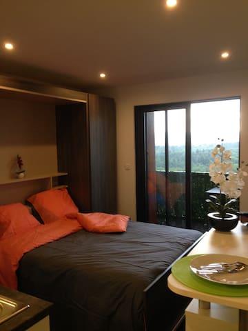Magnifique studio neuf à Annecy - Annecy - Wohnung