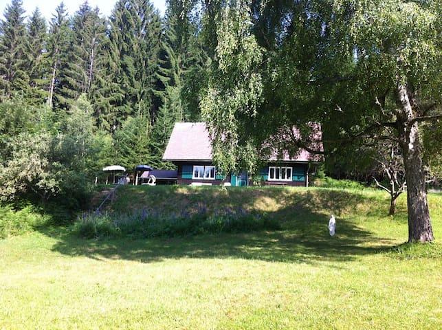 Austrian Country Chalet Hohenleiten - Oberfresen