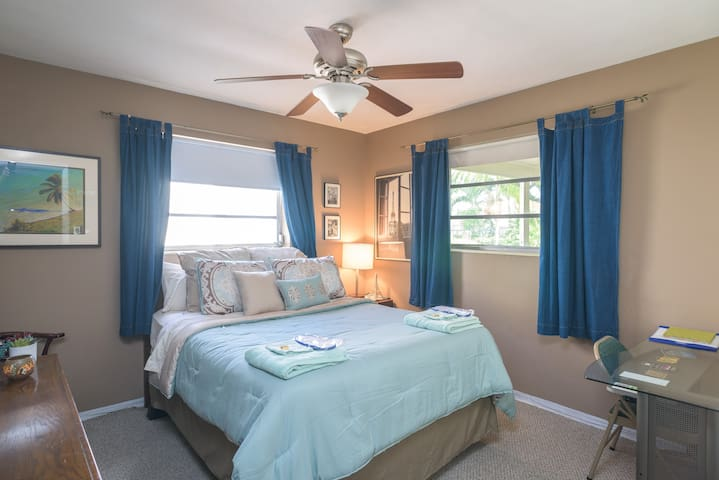 No Cleaning Fee, Close to Airports + Cruise Port - Hollywood - Ev