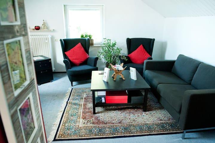 Cozy very nice  2 room apartment - Kitzingen - Apartament