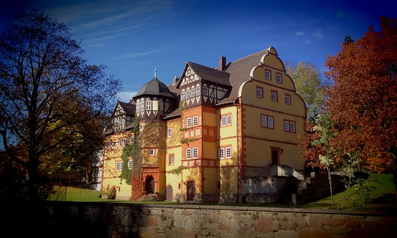 Stay in the Castle - Hohenroda - Apartemen