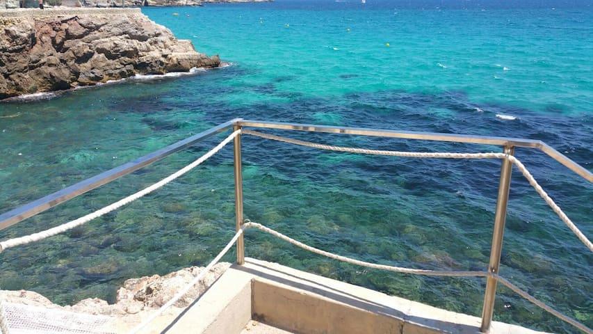 Fantastic SeaView Studio near Palma - Palma - Loft