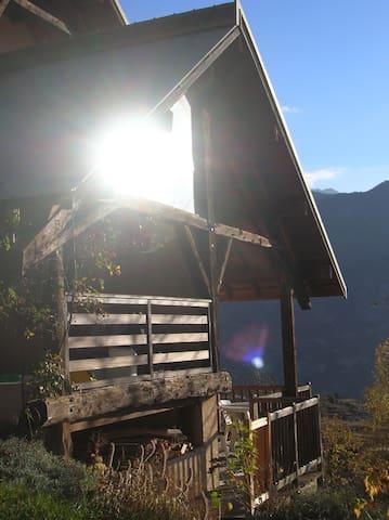 Magnifique T2 dans les Hautes-Alpes - Champcella - Apartamento