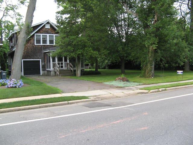 Historic Jersey Shore Home - Bay Head - Huis
