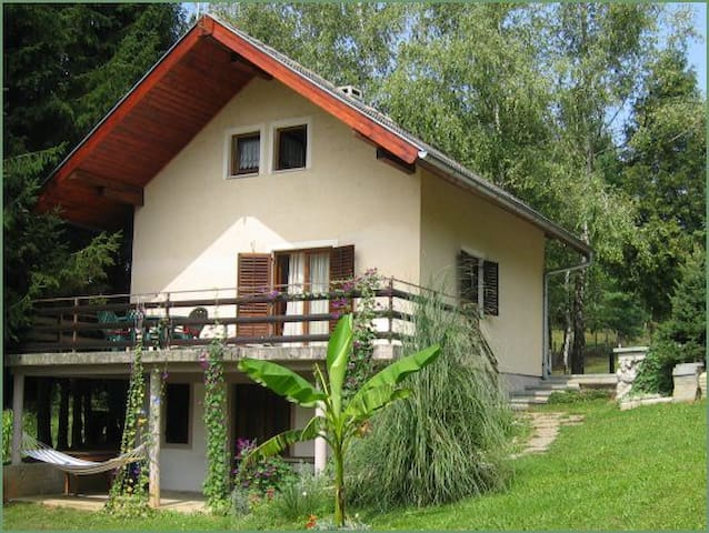 Cosy apartment near river Korana - Barilović - Daire