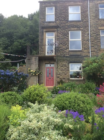 Ground floor 1 bed flat - Huddersfield - Casa