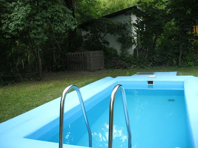 3 bedroom family home with pool - Gárdony - Huis