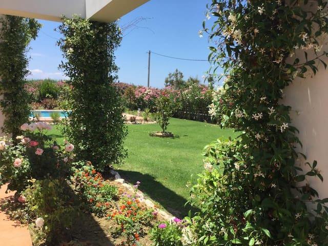 New house. Ionian sea - 30 meters - Ilia - Villa