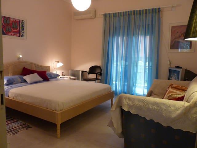 Cozy 1 Bedroom Apartment - Kato Gatzea - Daire