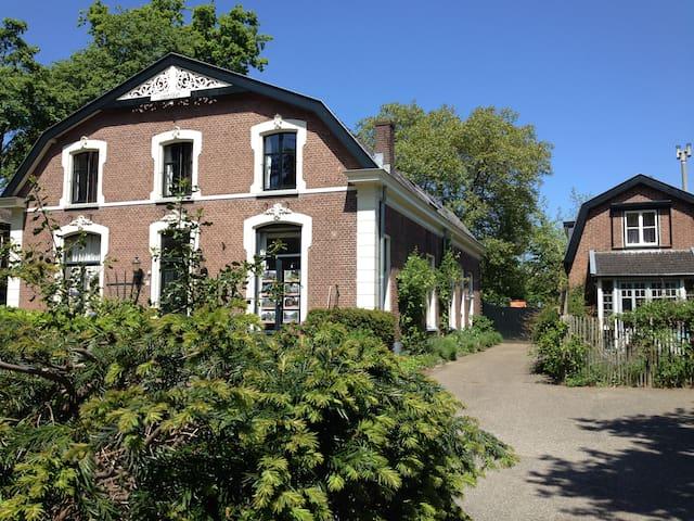 """Large apartment in """"Villa Laanzicht"""" - Doorn - Apartamento"""