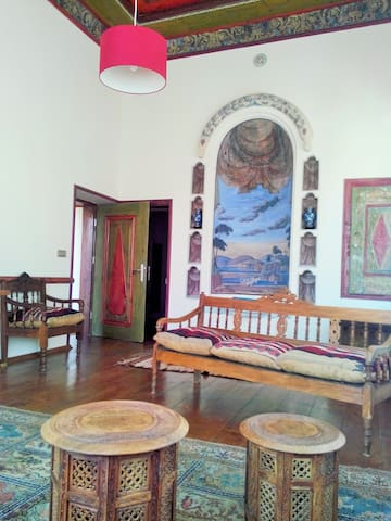 The Judge's Mansion -First floor - Ürgüp - Appartement