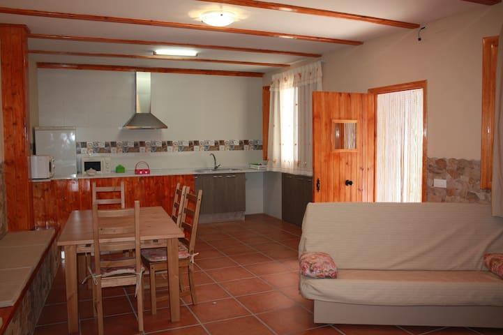 Casa de pueblo Calistro - Chelva - Haus