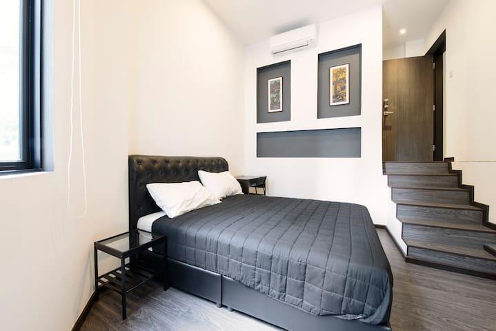 Black & White Studio 5 - Singapura - Rumah