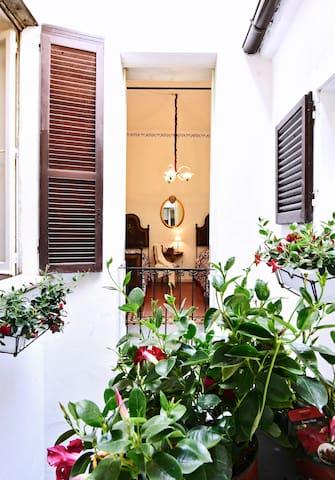 Casa di charme: Palazzo D'Agostino - Pollutri - 家庭式旅館