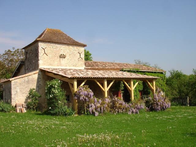 La Maison du Petit Roque - Juillac - Haus