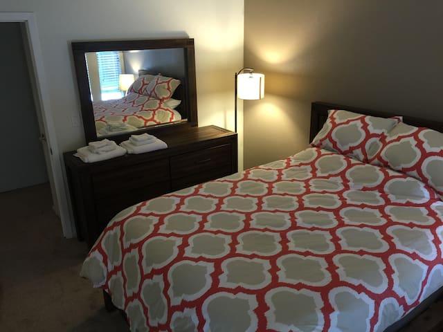 Private Bed and bath in Tahoe City! - Tahoe City - Apto. en complejo residencial
