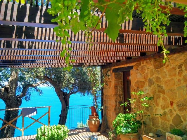 Romantic escape for 2 lovers....... - Castel di Tusa - Ev
