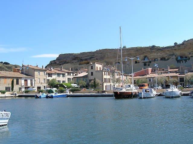 Maison & piscine en Provence - Saint-Chamas - Casa