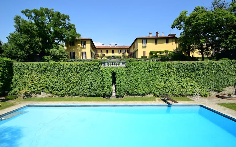 La Vescogna, historic country house - Calco Superiore - Villa