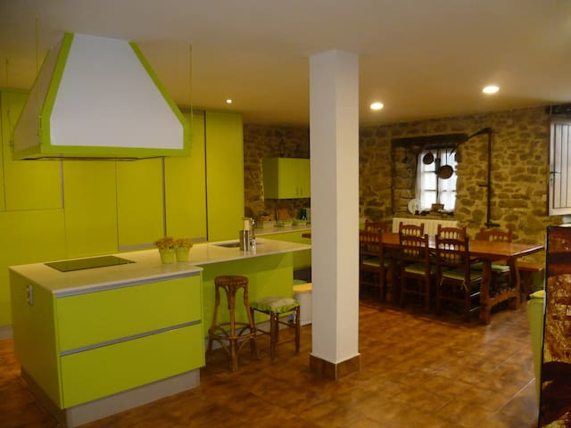 AnemirenEtxea  House Basque Country - Laudio - Lägenhet