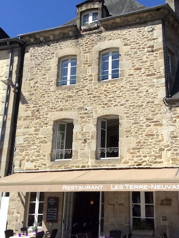 Appartement au Port, Dinan - Dinan - Daire