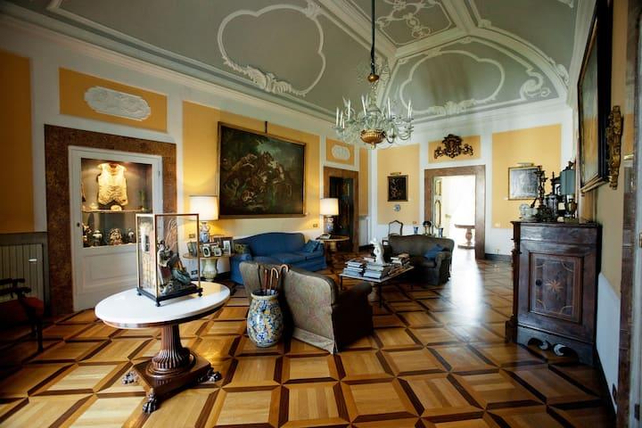 Villa San Gennariello B&B - Portici - ที่พักพร้อมอาหารเช้า