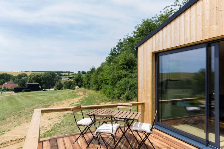 Contemporary cottage in the countryside - Salives - House