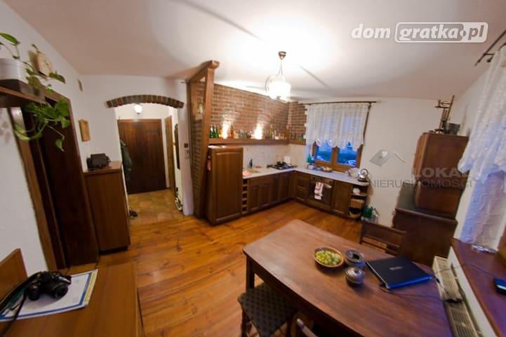 Contry style flat - Zabrze - Daire