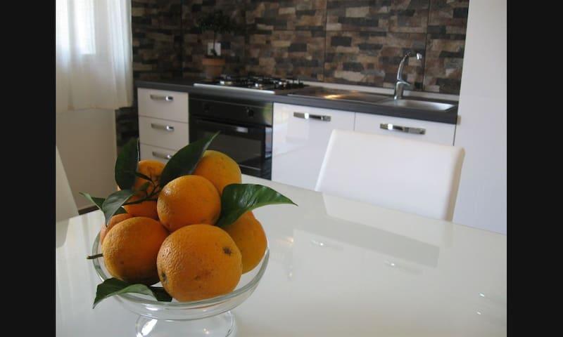 Holiday apartment Giardini-Taormina - Giardini Naxos - Leilighet