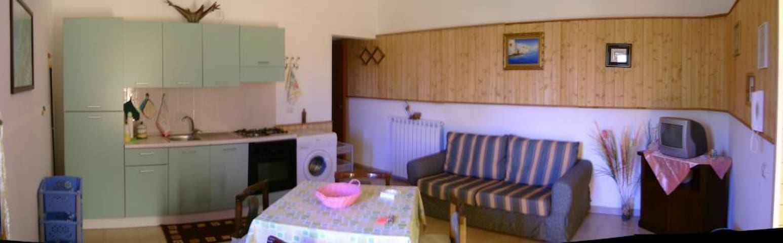 Appartamento completamente arredato - Serre - Appartement