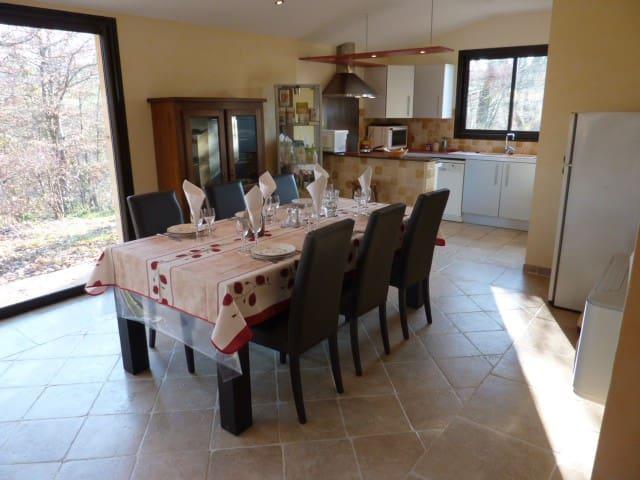 chambre d'hôte Castelnaud - Castelnaud-la-Chapelle - Bed & Breakfast
