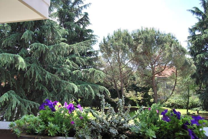 Hospitable three-room modern near Milan,Como,Monza - Paderno Dugnano - Appartement