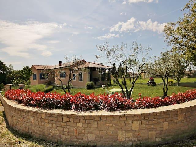 HOLIDAY HOUSE LICO - Juršići - 別墅