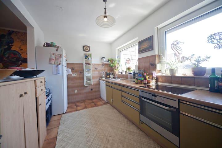 Wohnung im Zweifamilienhaus - Dortmund - Leilighet