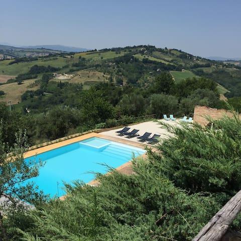 Casa Wisteria, Colmurano, Italy - Colmurano - Overig