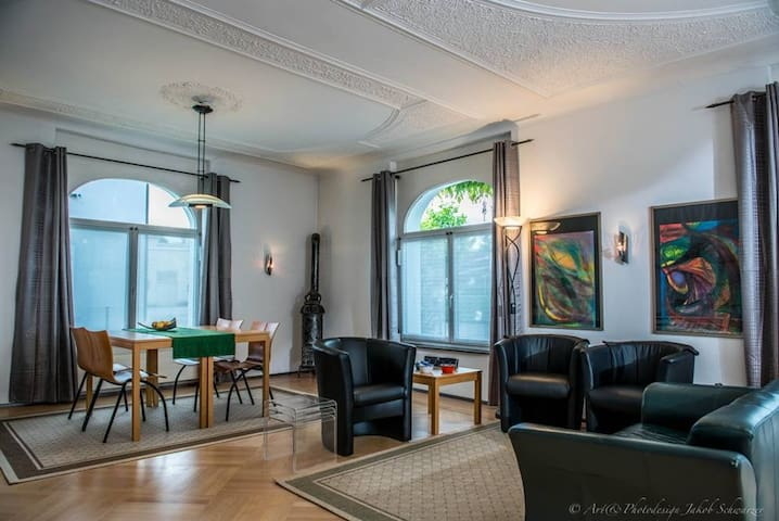 modernes grosszügiges Appartement - Balgach