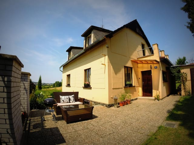 Cosy house in the nature - Sulice - Casa