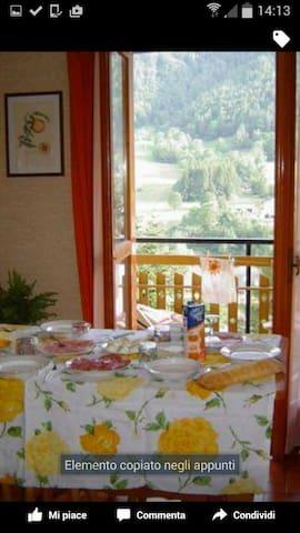vacanze in montagnia - Sampeyre - 公寓