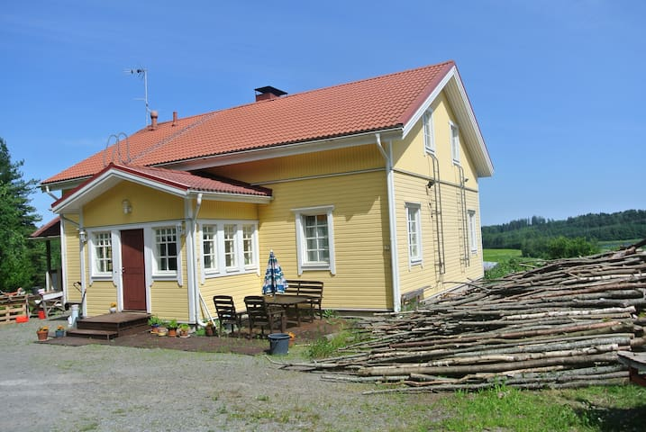 Villa Flickbacka - Raseborg - Ev