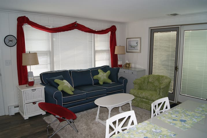 Cottage by the Sea - Lavallette